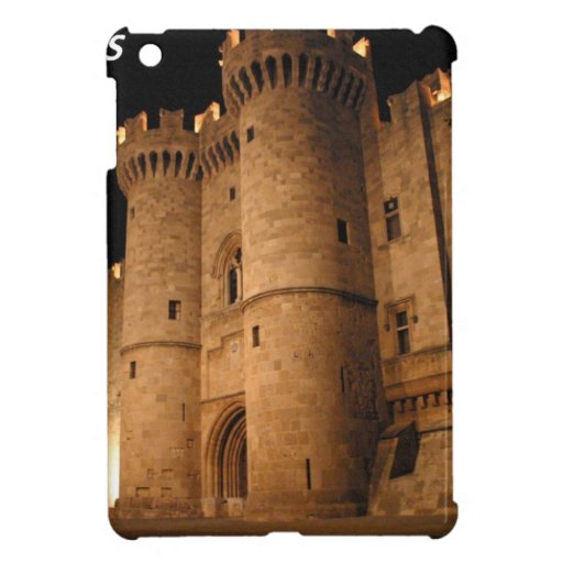 Rhodes  Greece angie Case For The iPad Mini