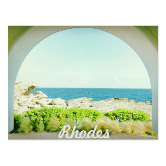 Rhodes Postcard -2