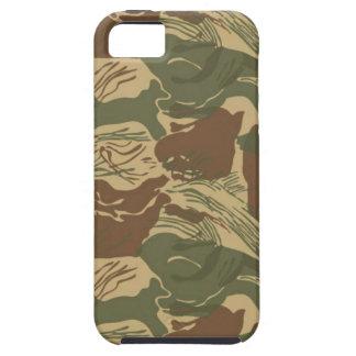 Rhodesian Camo Tough iPhone 5 Case
