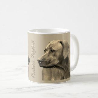 Rhodesian Ridgeback coffee sulk Coffee Mug