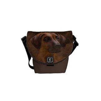 Rhodesian Ridgeback Courier Bag