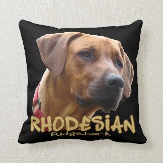 Rhodesian Ridgeback Cushion