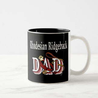Rhodesian Ridgeback Dad Mug