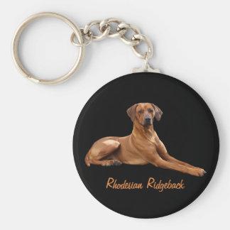 Rhodesian Ridgeback key-ring Key Ring