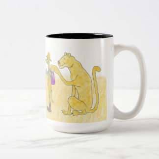 Rhodesian Ridgeback Lion Hunter Mug