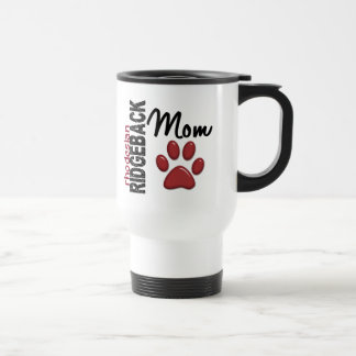 Rhodesian Ridgeback Mom 2 Travel Mug