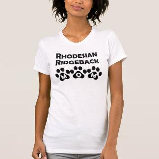 Rhodesian Ridgeback Mom T-Shirt