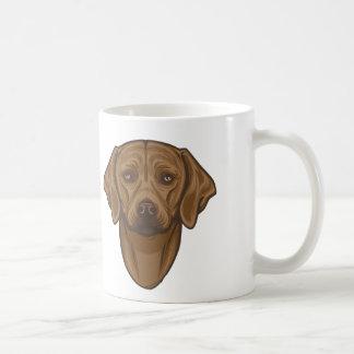 Rhodesian Ridgeback Portrait Coffee Mug