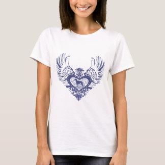 Rhodesian Ridgeback Winged Heart T-Shirt