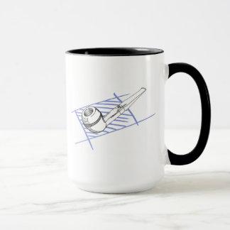 Rhodesian Straight 1 Mug
