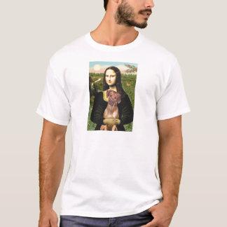 RhodesianRidgeback 1 - Mona Lisa T-Shirt