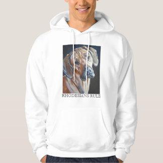RHODESIANS RULE hoodie sweatshirt