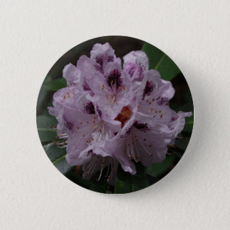 Rhododendron Flower Badge