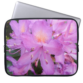 Rhododendron Flower Laptop Sleeve