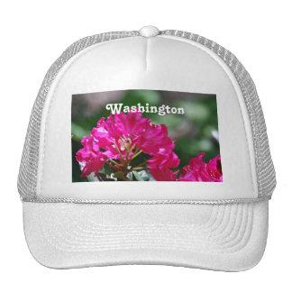 Rhododendron in Washington Trucker Hats