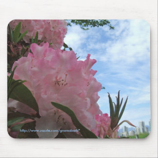 Rhododendron Mousepad