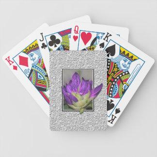 Rhododendron Poker Deck