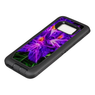 Rhododendron Topaz OtterBox Defender Samsung Galaxy S8 Case