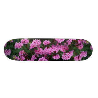 Rhododendrons, Quebec, Canada Skate Deck