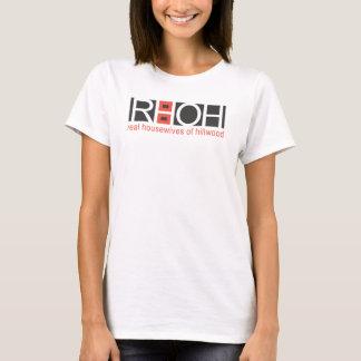 RHOH fitted spaghetti strap T-Shirt