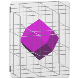 Rhombidodecahedron iPad cover