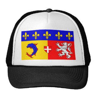 Rhone-Alpes, France Trucker Hat