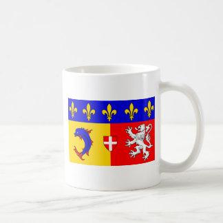 Rhone-Alpes, France Coffee Mug