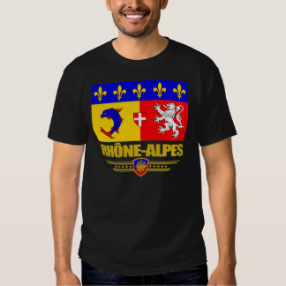 Rhone-Alpes T-shirts