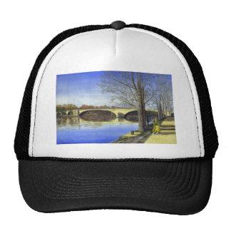 Rhone In Spring Hats
