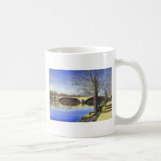 Rhone In Spring Mugs
