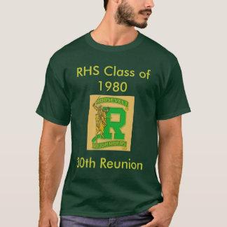 RHS Class of 1980 T-Shirt