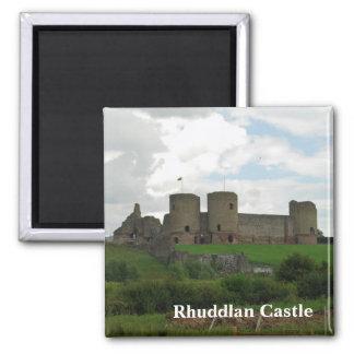 Rhuddlan Castle Magnet