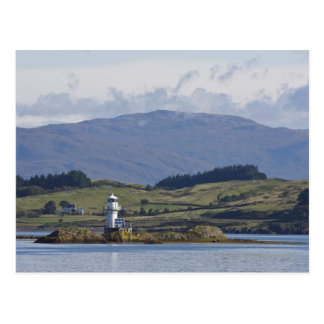 Rhue Lighthouse Postcard