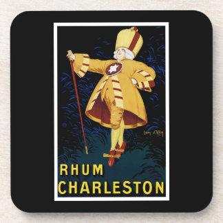 Rhum Charleston Drink Coaster