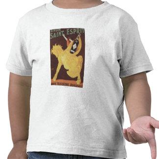 Rhum Saint Esprit - Andre Teissedre Promo Tee Shirt