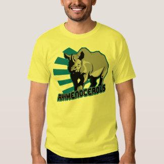rhymenocerous hiphopapotamus t-shirts