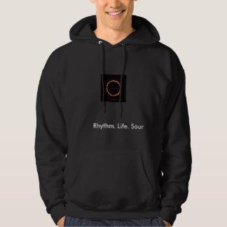 Rhythm Life Sound Hoddie Hooded Sweatshirt