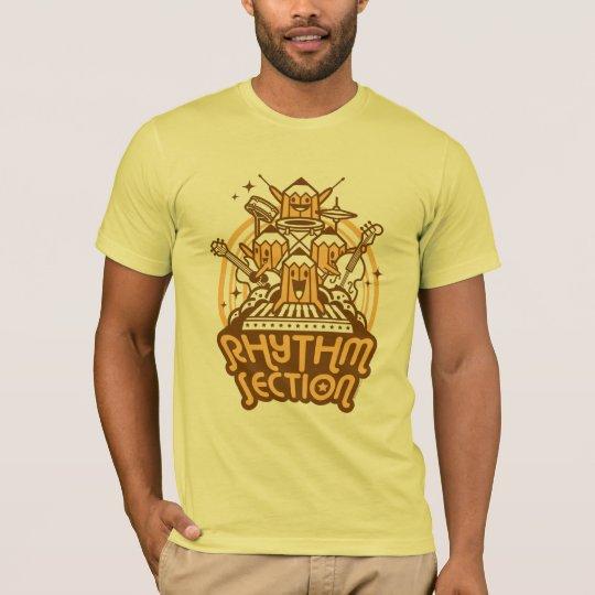 rhythm-section T-Shirt
