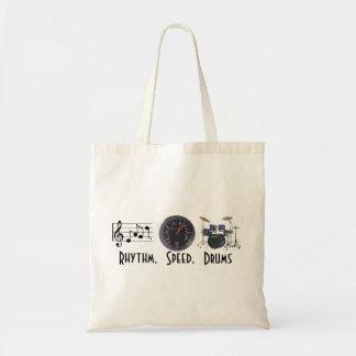 Rhythm, Speed, Drums Bag