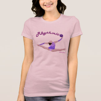 Rhythmic Gymnastics Ball Split Leap Tee