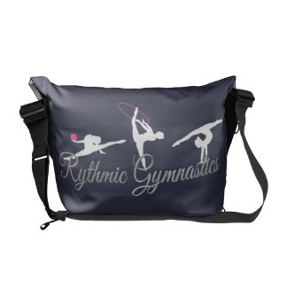 Rhythmic Gymnastics Rickshaw messenger bag