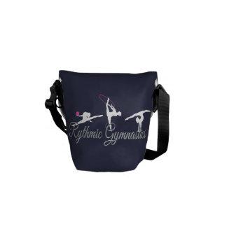 Rhythmic Gymnastics Rickshaw small messenger bag