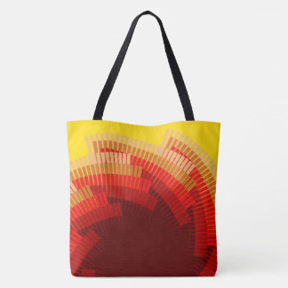 Rhythms of Summertime Tote Bag