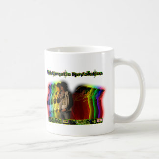Rhythmugtic Revolution Basic White Mug