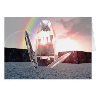 Ri Crystal of Lemuria Card