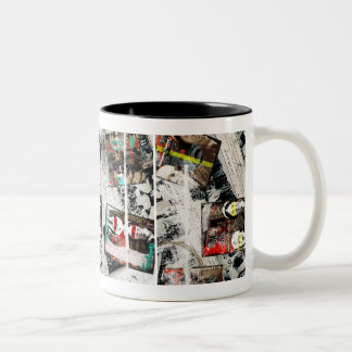 Ria &Sukaina Two-Tone Mug