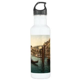 Rialto Bridge I, Venice, Italy 710 Ml Water Bottle
