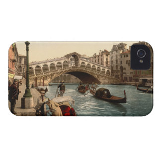Rialto Bridge II, Venice, Italy Case-Mate iPhone 4 Case