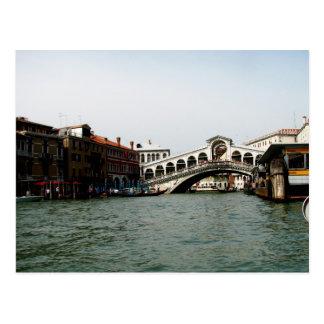 Rialto Bridge Postcard