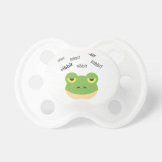 Ribbit Frog Cute Emoji Dummy